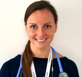 Shannon Johnson, Nursing Lecturer